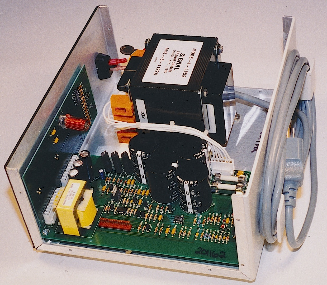 Dr. Wood provides Power Electronics Design Services